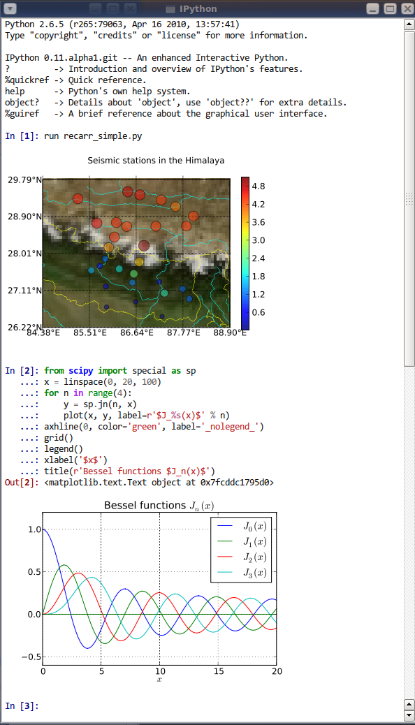 The Qt Console for Jupyter — Jupyter Qt Console 4 5 5